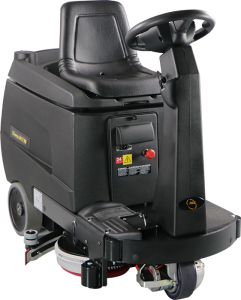 Champ 2417 Automatic Floor Scrubber