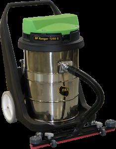 BP Ranger 1250 S Stainless Steel Heavy Duty Shop Vacuum