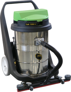 Colt 1250 Stainless Steel Wet Dry Shop Vacuum Cleaner