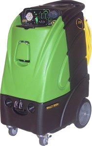 Rally 500 heated carpet extractor