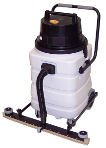 Alpha 24 Wet Dry Shop Vacuum with Squeegee